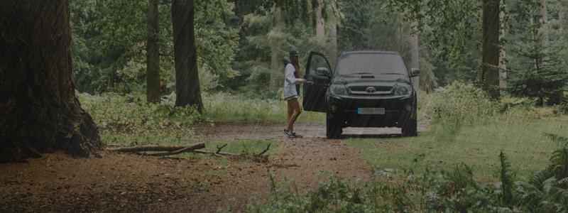 Niewierny mąż i jego wybryki w lesie pod Sulejowem